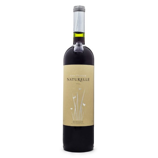 Vinho Naturelle Tinto Suave 750ml