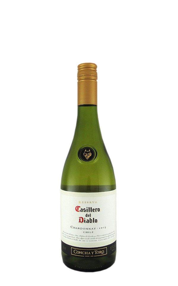 Vinho Casillero Del Diablo Chardonnay 750ml