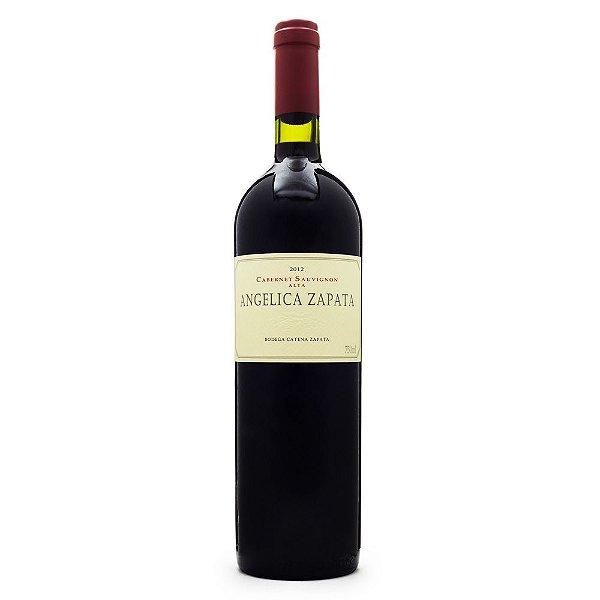 Vinho Angelica Zapata Cabernet Sauvignon 750ml