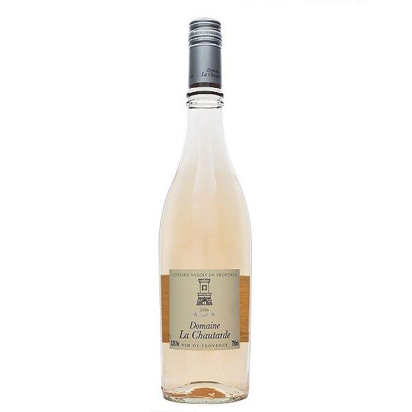 Vinho Domaine La Chautarde Rosé 750ml