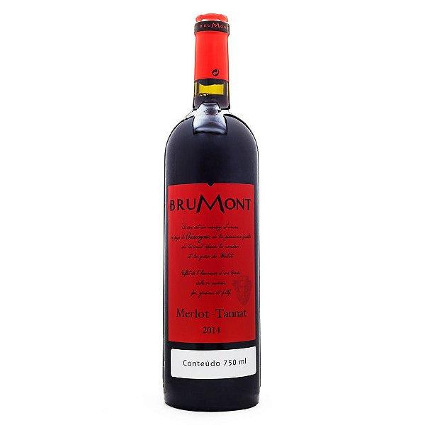 Vinho Alain Brumont Tannat e Merlot 750ml