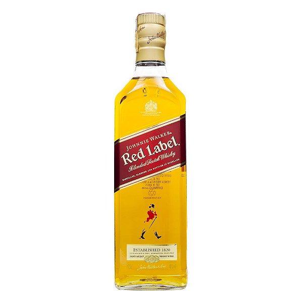 Whisky Johnnie Walker Red Label 750ml