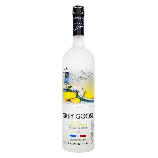 Vodka Grey Goose Le Citron 750ml