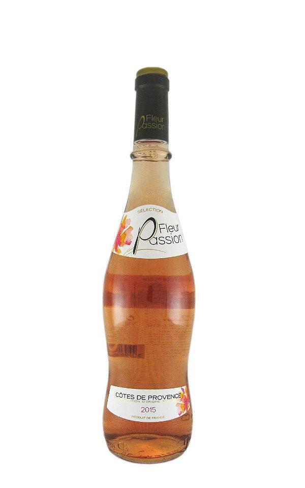 Vinho Cotes de Provance Fleur Passion 750ml