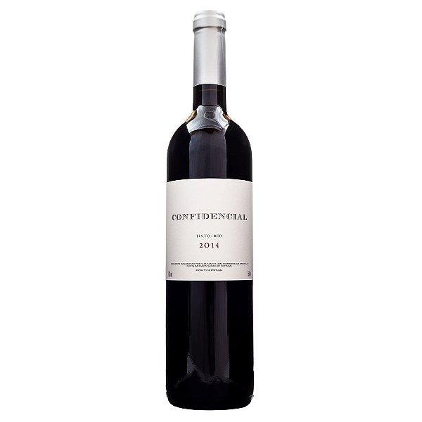 Vinho Confidencial Tinto 750ml