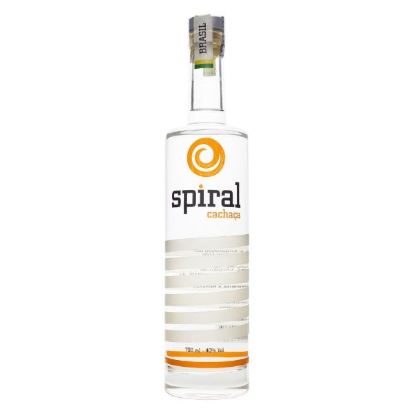 Cachaça Spiral 700ml