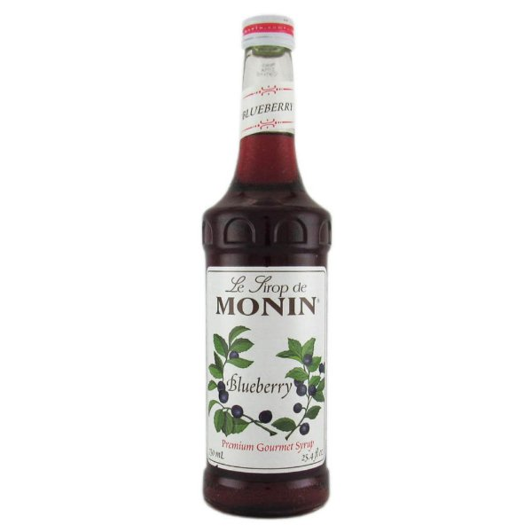 Xarope Monin Blueberry 700ml
