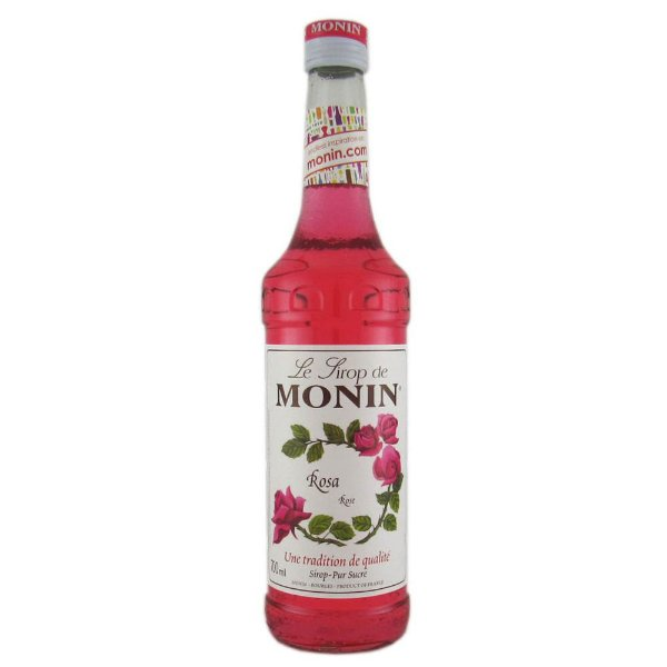 Xarope Monin Rosa 700ml