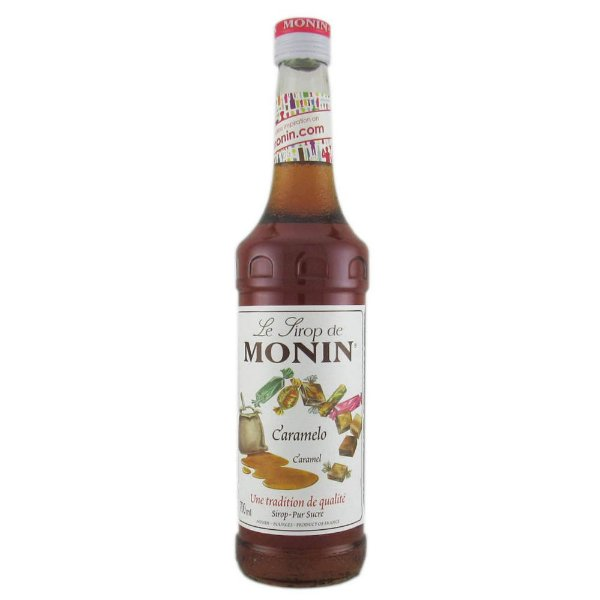Xarope Monin Caramelo 700ml