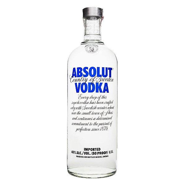Vodka Absolut 1500ml