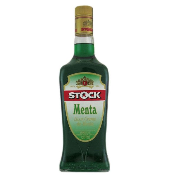 Licor Stock Menta 720ml