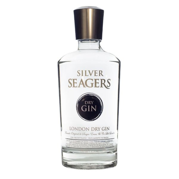 Gin Silver Seagers + Bag 750ml