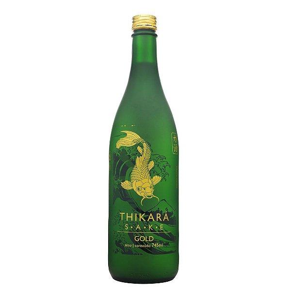 Sake Thikará Gold 745ml