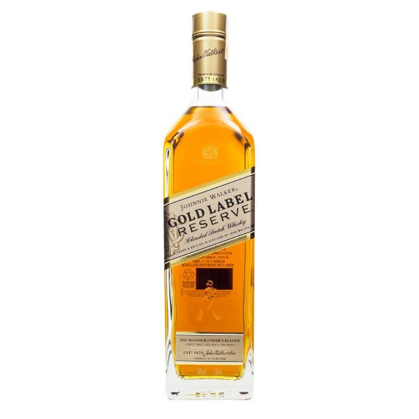 Whisky Johnnie Walker Gold Label Reserve 750ml