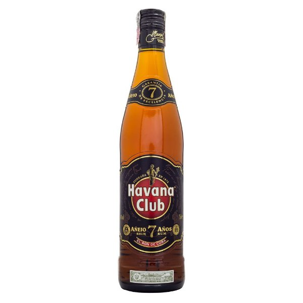 Rum Havana Club 7 Anos 750ml