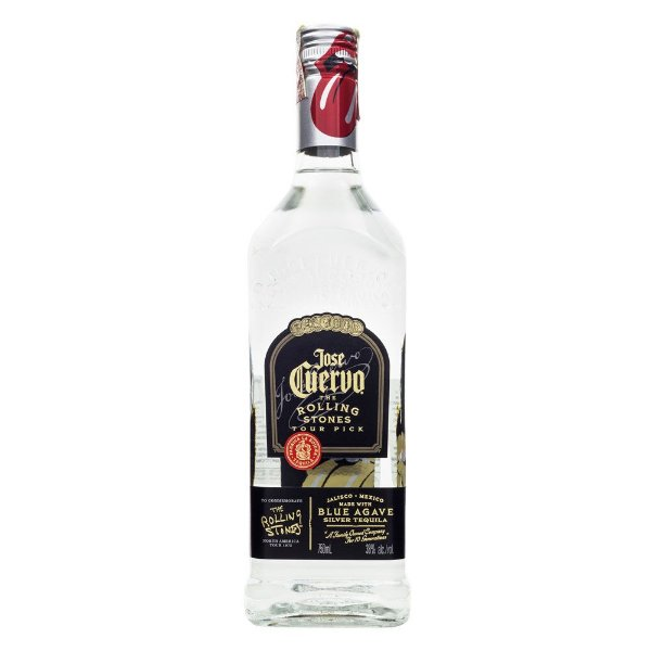 Tequila Jose Cuervo Silver Rolling Stones Ed. Especial 750ml