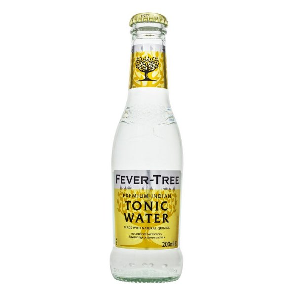Água Tônica Fever-Tree Premium Indian 200ml