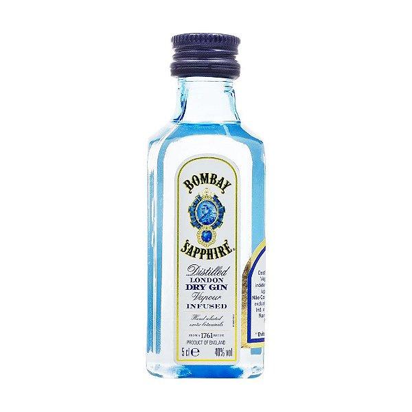 Miniatura Gin Bombay Sapphire 50ml