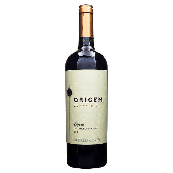 Vinho Origem Elegance Cabernet Sauvignon 750ml
