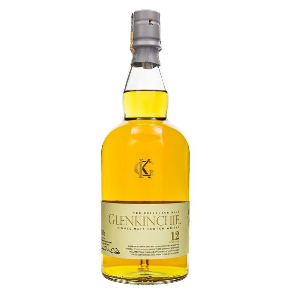 Glenkinchie 12 Anos Single Malt Scotch Whisky 750ml