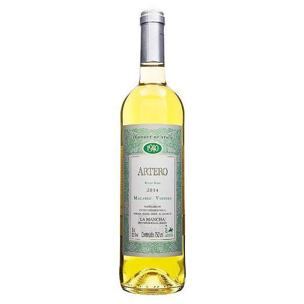 Vinho Artero Macabeo Verdejo 750ml