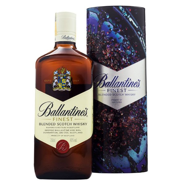 Whisky Ballantine's Finest Ed. Especial Lata 750ml