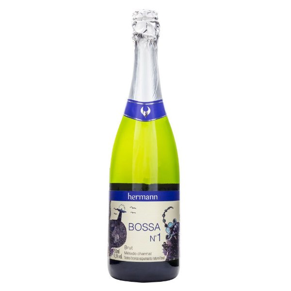 Espumante Hermann Bossa Brut N°1 750ml