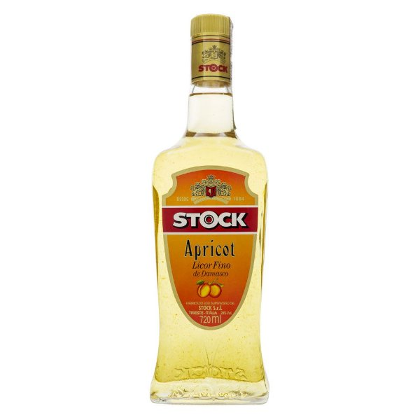 Licor Stock Apricot - Damasco 720ml
