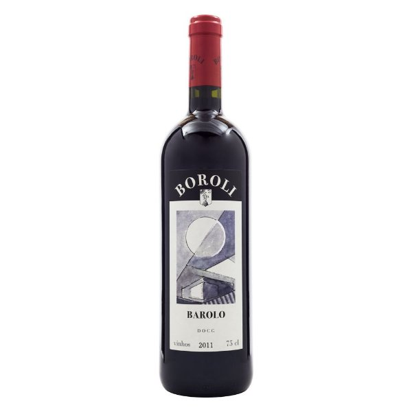 Vinho Boroli Barolo DOCG 750ml