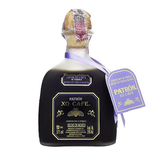 Tequila Patrón XO Café Meia Garrafa 375ml