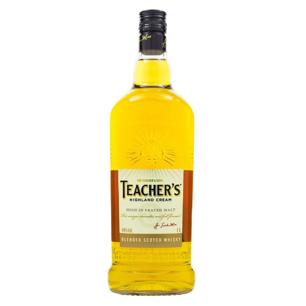 Whisky Teacher's Highland Cream 1L