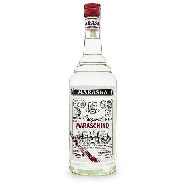 Licor Maraschino Maraska 1L