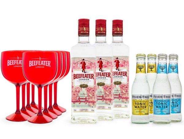 Beefeater Gin and Tonic Super Kit