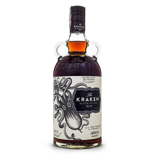 The Kraken Spiced Rum 750ml