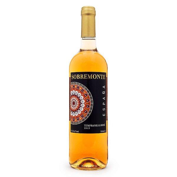 Vinho Sobremonte Tempranillo Rosé 750ml