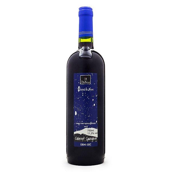 Vinho D'alture Flocos de Neve Cabernet Sauvignon Demi-Sec 750ml
