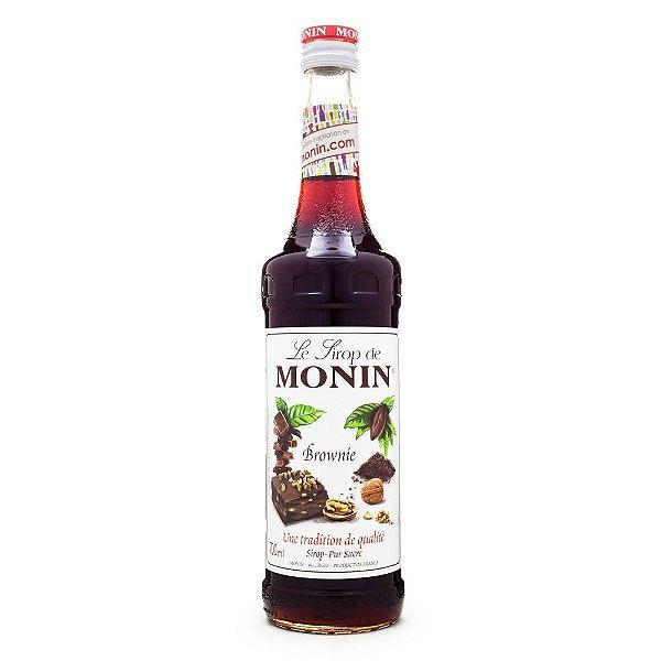 Xarope Monin Brownie 700ml