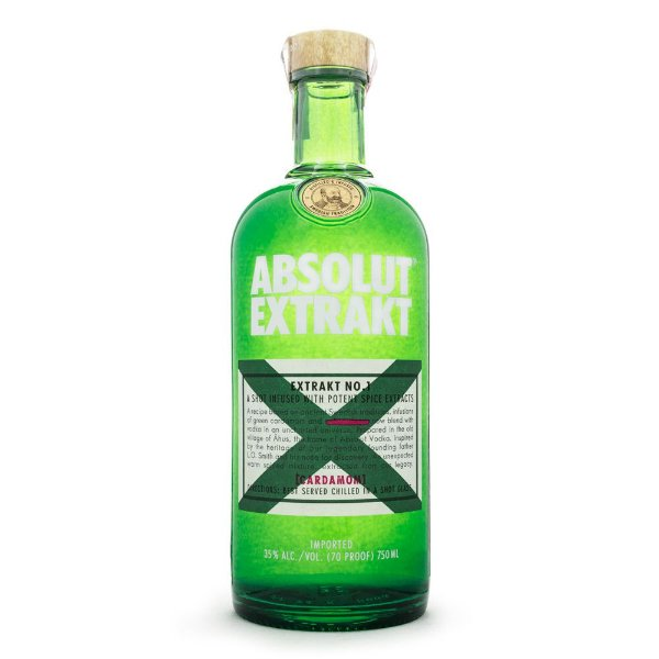 Absolut Extrakt 750ml