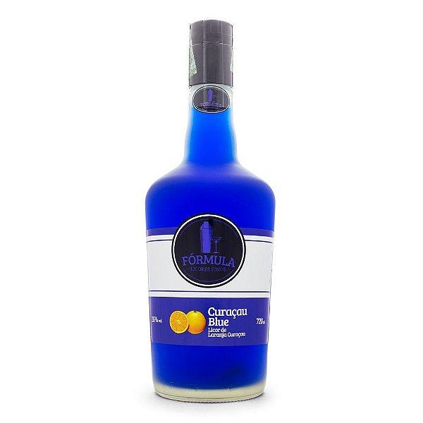 Licor Fórmula - Curaçau Blue 720ml