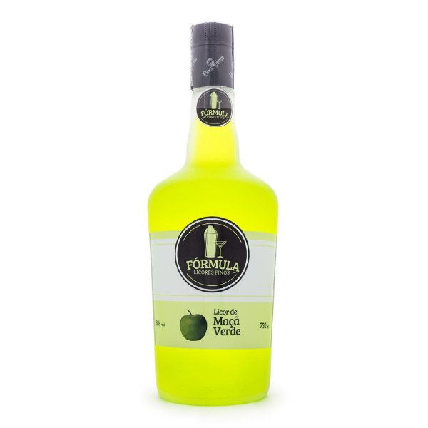 Licor Fórmula - Maçã Verde 720ml
