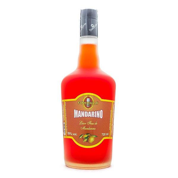 Licor Fórmula - Mandarino - Tangerina 720ml