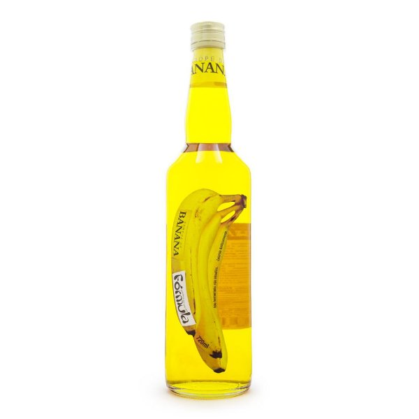 Xarope Fórmula Banana 720ml