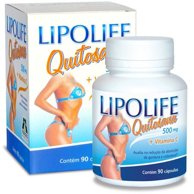 LipoLife Quitosana + Vitamina C