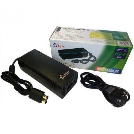 FONTE DE XBOX 360 E SUPER SLIM FEIR FR-301