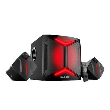 HOME THEATER SUBWOOFER TECDRIVE 100W RMS TEC-SUB100