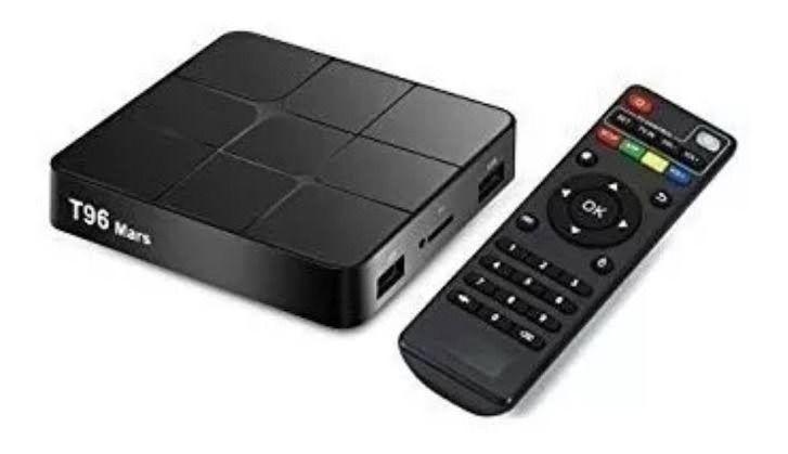 TV BOX T96 MARS GPU 5 CORE WIFI BLUETOOTH
