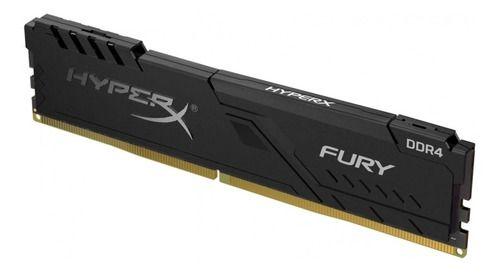 MEMORIA RAM 4GB HYPERX FURY DDR4 2666mhz
