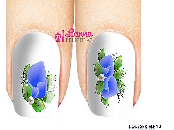 Películas de unha (SerieLP) - Orquídea Azul