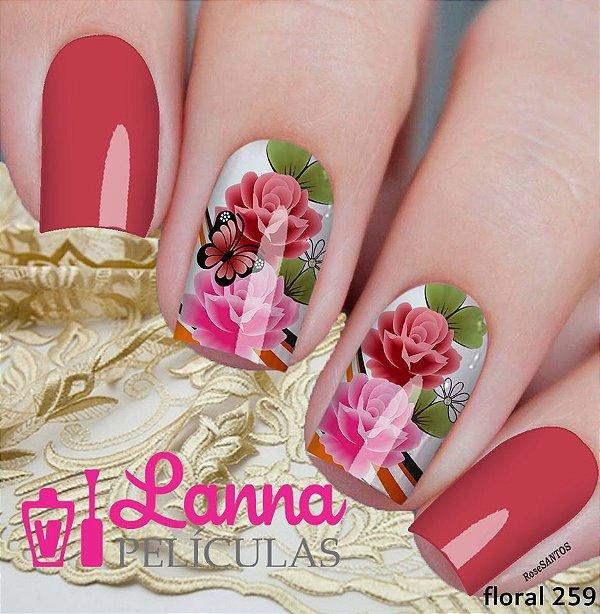 Películas de unha Modelo-  Floral