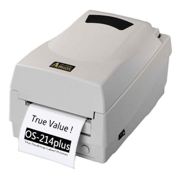 Impressora de Etiquetas Argox Os-214 Plus USB Serial Paralela Ppla